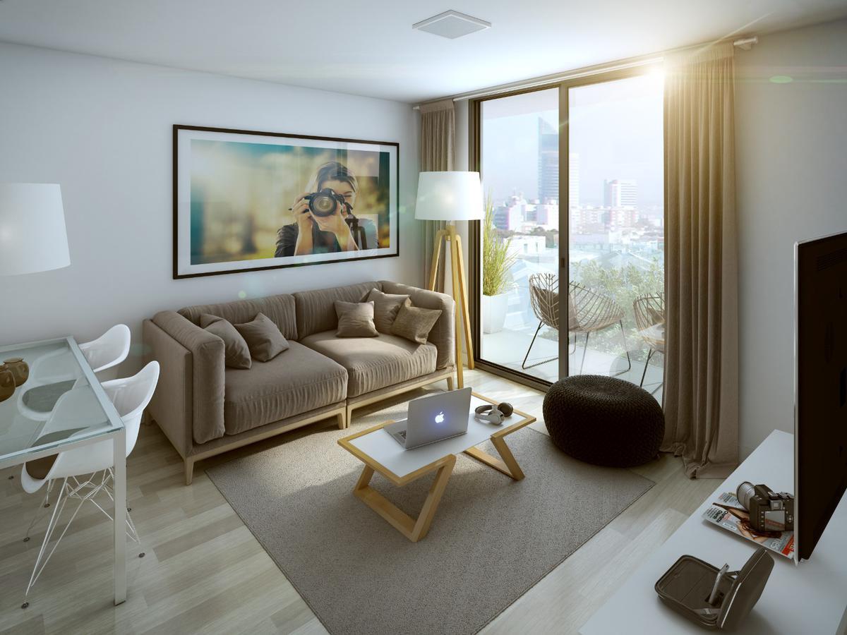 Foto Apartamento en Venta en  Aguada ,  Montevideo              Fernández Crespo y Nicaragua