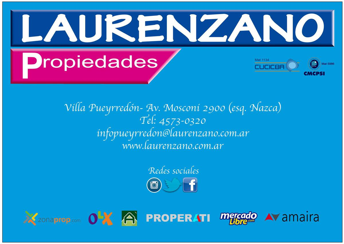 Foto Local en Venta en  Villa del Parque ,  Capital Federal  Cuenca al 3600