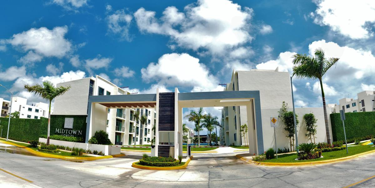 Foto Departamento en Venta en  Benito Juárez ,  Quintana Roo  Departamentos en venta/  MIDTOWN CONDOS Cancún