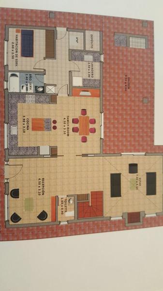 Foto Casa en Venta en  San Eliseo Golf & Country,  Countries/B.Cerrado (San Vicente)  Venta - Casa en San Eliseo