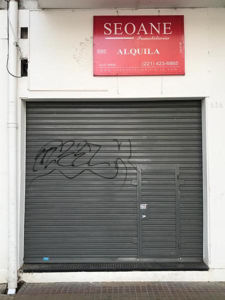 Foto Local en Alquiler en  La Plata ,  G.B.A. Zona Sur  12 entre 48 y 49