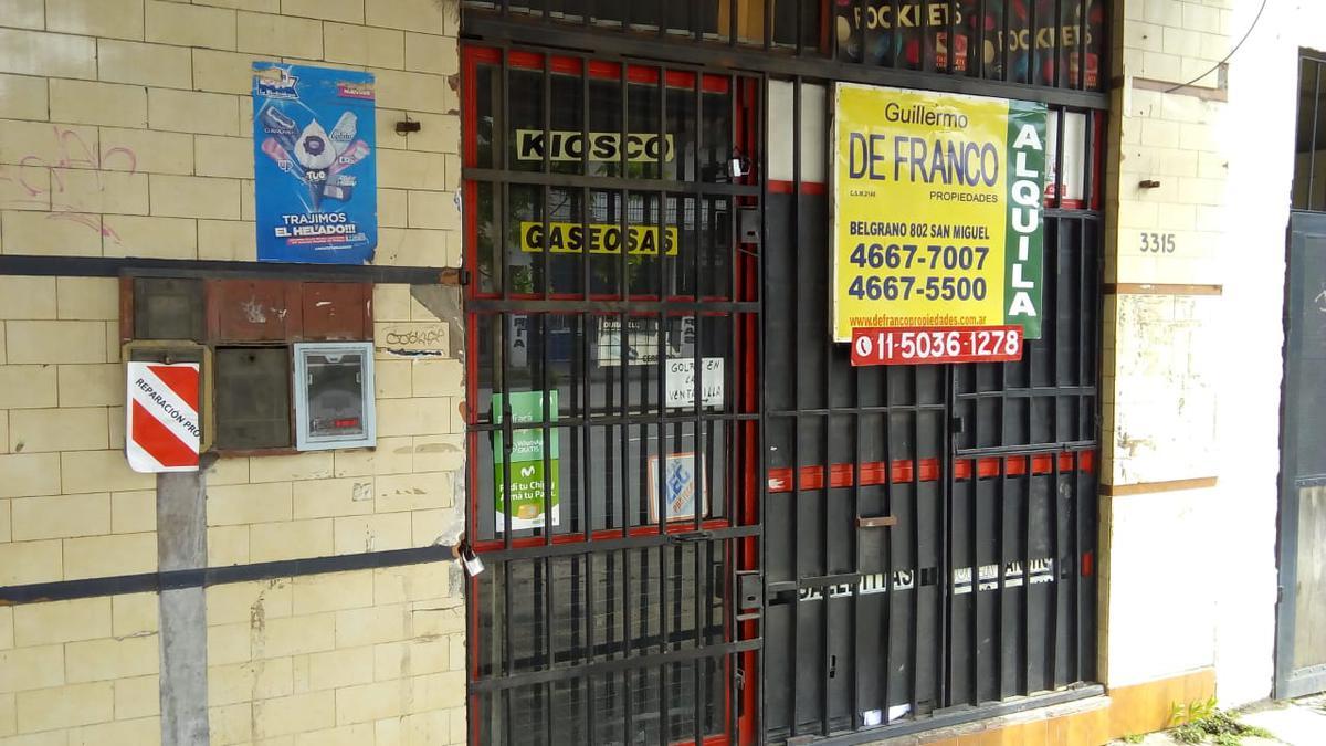 Foto Local en Alquiler en  San Miguel ,  G.B.A. Zona Norte  Avda Pte Juan Domingo Peron 3301