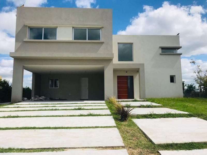 Foto Casa en Venta en  San Matias,  Countries/B.Cerrado (Escobar)  Acceso San Matías al 5000