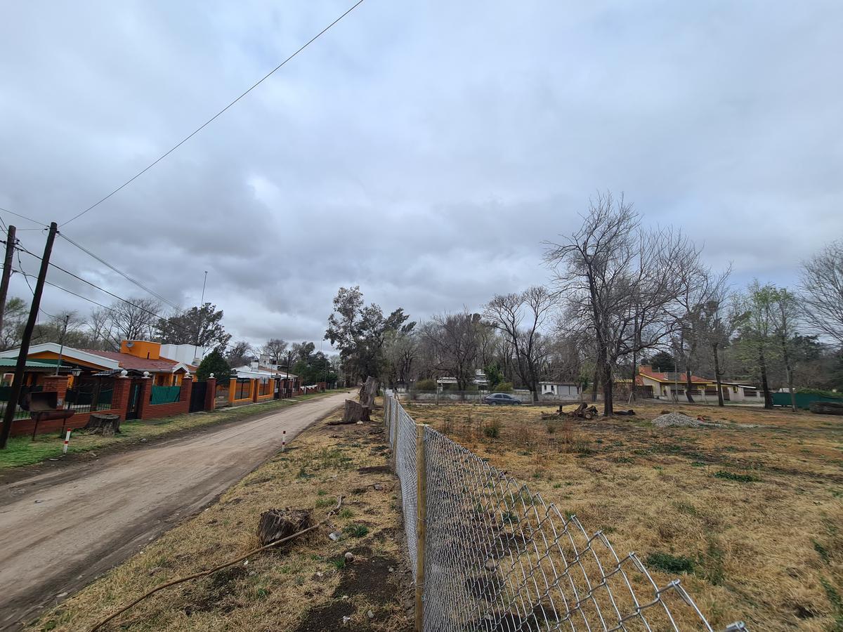 Foto Terreno en Venta en  Villa Anisacate,  Santa Maria  Terreno en la Rivera de Anisacate Alambre perimetral