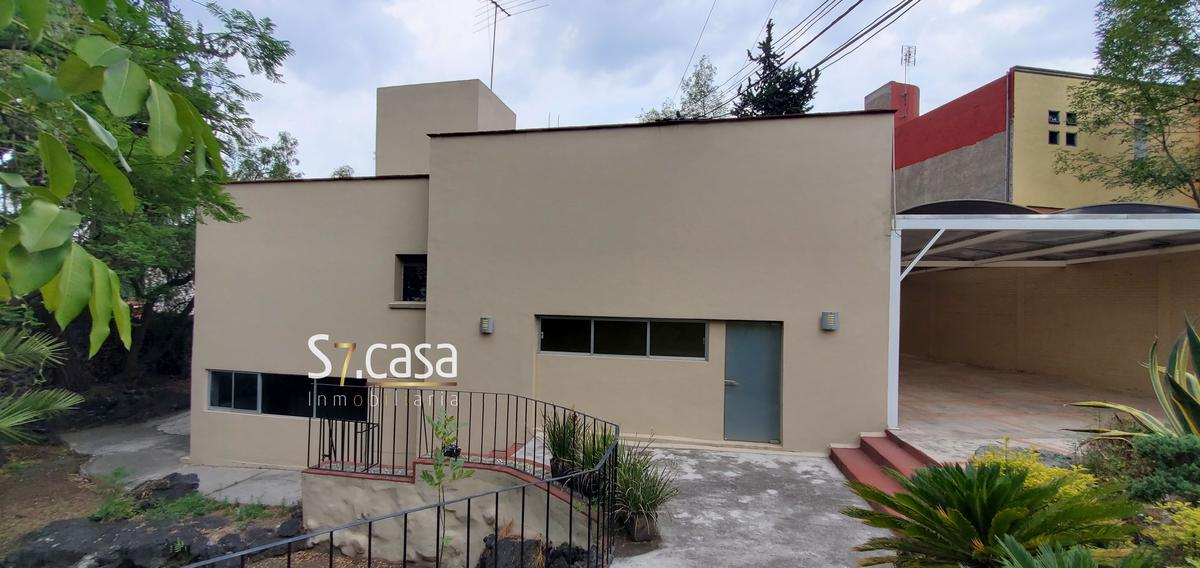 Foto Casa en Renta en  Jardines del Pedregal,  Alvaro Obregón  Casa en renta en Jardines del Pedregal para Oficina