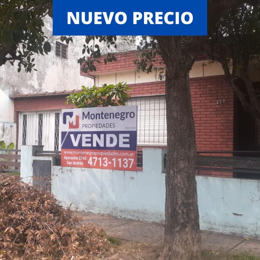 Foto Casa en Venta en  Loma Hermosa,  Tres De Febrero  Ituzaingó Nº 200