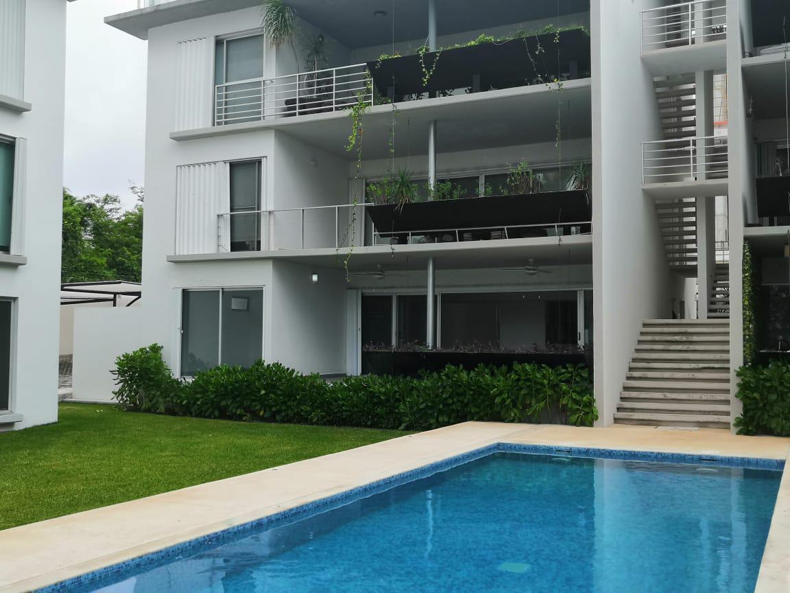 Foto Departamento en Venta en  Supermanzana 2a Centro,  Cancún  DEPARTAMENTO EN VENTA EN CANCUN EN EL CENTRO BONAMPAK 169