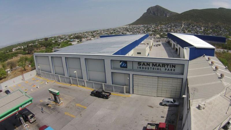 Foto Bodega Industrial en Renta en  San Martin,  Gral. Escobedo  Bodega Renta en Escobedo