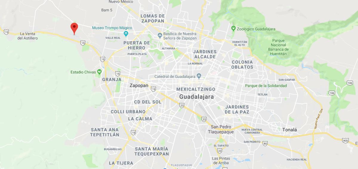 Foto Nave Industrial en Renta en  Guadalajara ,  Jalisco  Technology Park, Carretera Guadalajara-Nogales