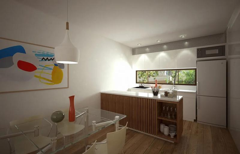 Foto Departamento en Venta en  Las Cañitas,  Palermo  Ancon al 5100