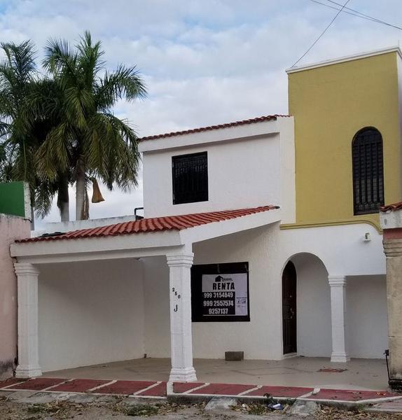 Foto Casa en Renta en  Fraccionamiento San Antonio Cucul,  Mérida  García Lavin