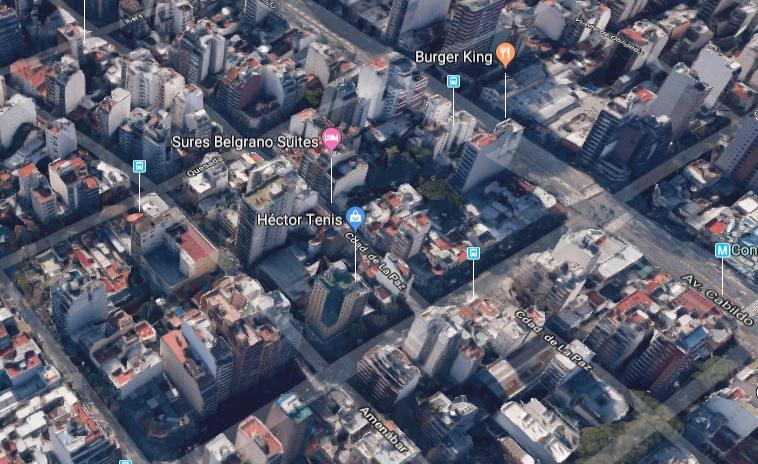 Foto Terreno en Venta en  Belgrano ,  Capital Federal  Ciudad de la Paz al 2900