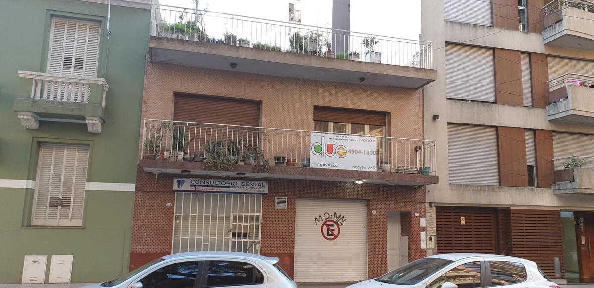 Foto Terreno en Venta en  Caballito ,  Capital Federal  BOGOTA 373