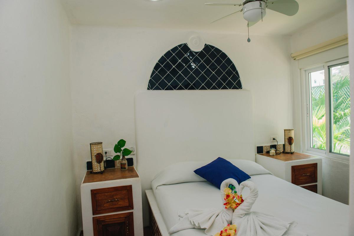 Foto Casa en Renta temporal en  Fraccionamiento Playacar Fase II,  Solidaridad  Villa Playacar II Renta Vacacional
