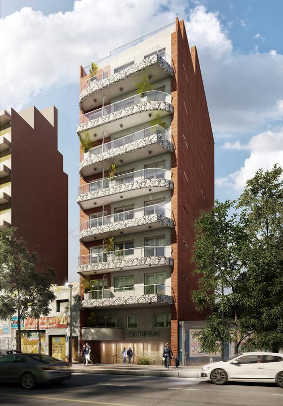 Foto Departamento en Venta en  Parque Patricios ,  Capital Federal  Southpoint Jujuy Flats - Unidad 604