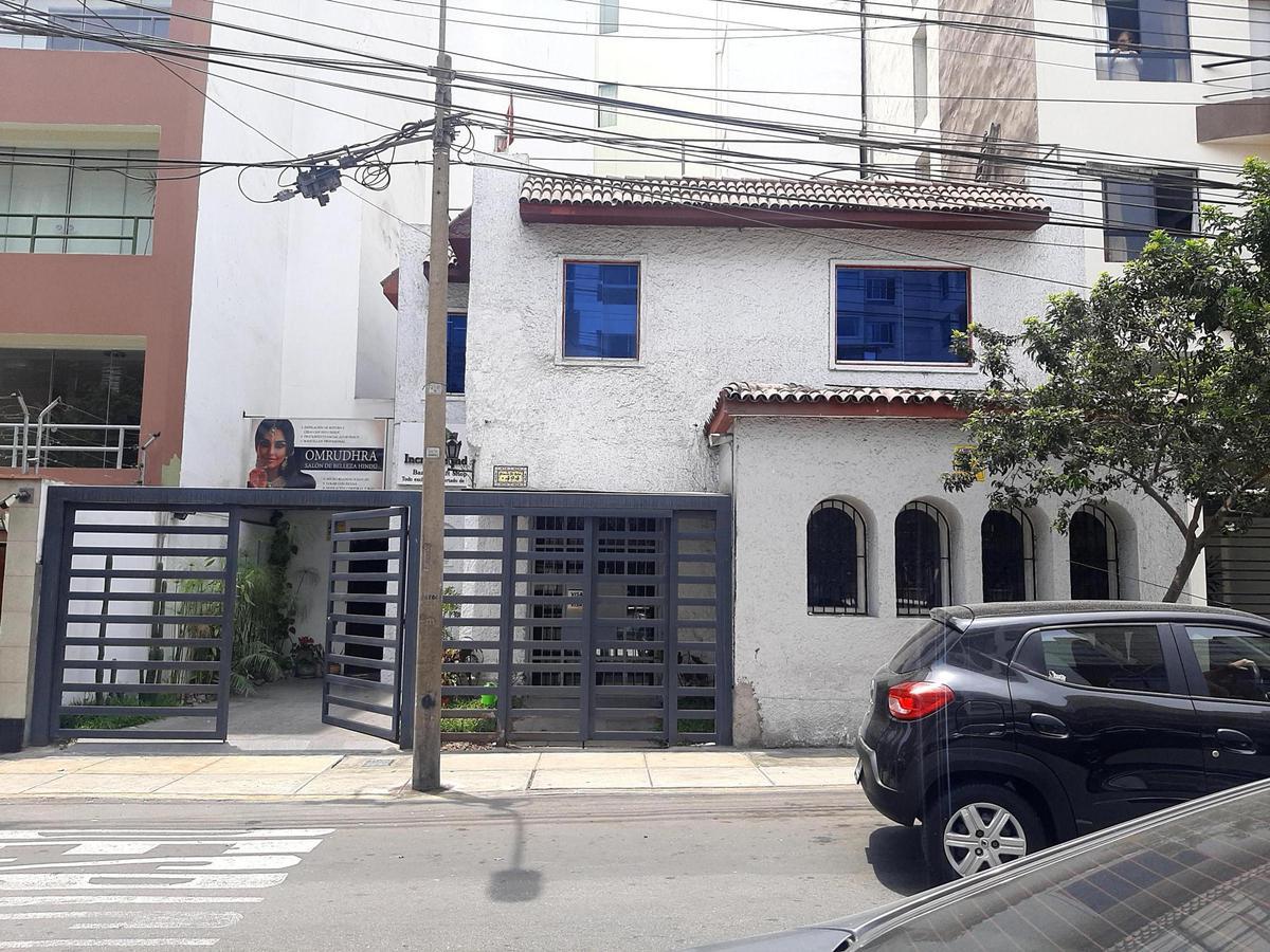 Foto Local en Venta en  Miraflores,  Lima  Calle Grimaldo del Solar 494