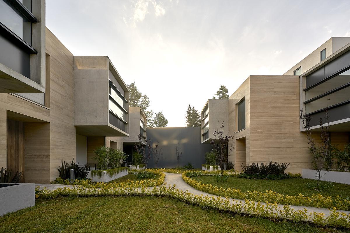 Foto Casa en condominio en Venta en  Cuajimalpa ,  Ciudad de Mexico  ARUNA RESIDENCIAL  No. 10 Contadero
