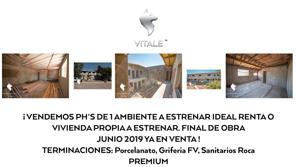 Foto PH en Venta en  Pompeya,  Mar Del Plata  11 de Septiembre al 4900