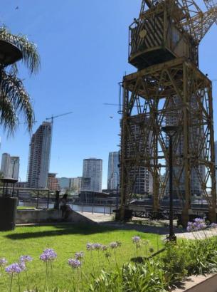 Foto Oficina en Alquiler en  Puerto Madero,  Centro (Capital Federal)  Alicia Moreau de Justo al 2000
