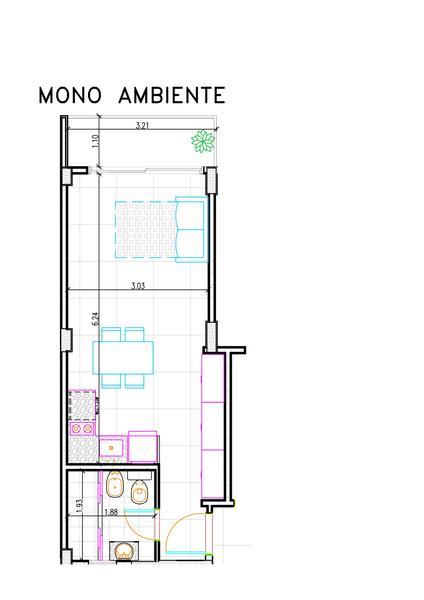 Foto Departamento en Venta en  Haedo,  Moron  Lainez 1600 1ºA