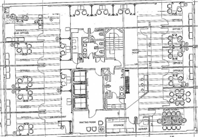 Foto Oficina en Alquiler en  Barrio Norte ,  Capital Federal  CERRITO 1186 4