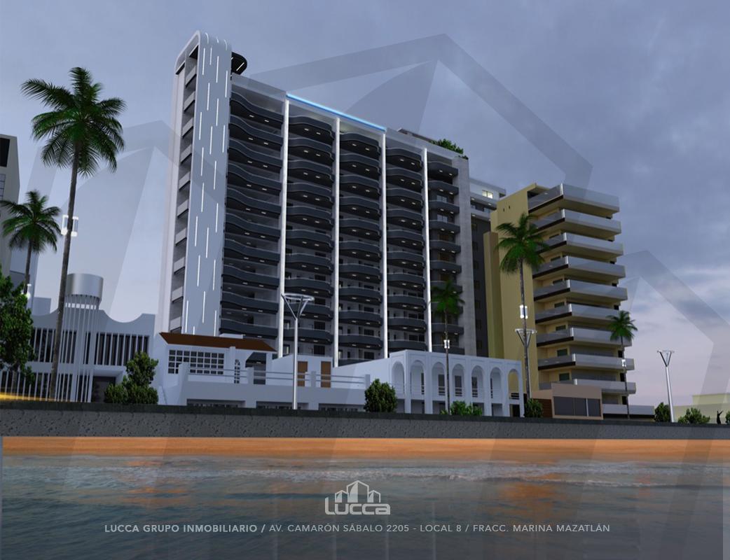 Foto Departamento en Venta en  Mazatlán ,  Sinaloa  DEPARTAMENTO TORRE 5  TIPO A  NIVEL 11