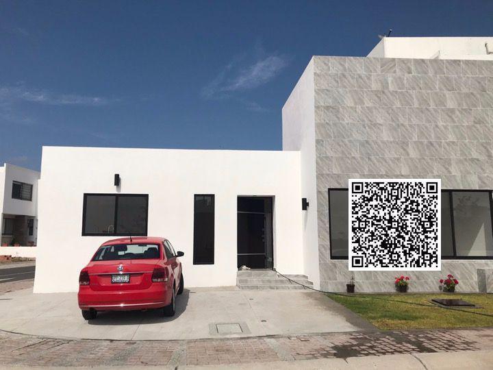 Foto Casa en Venta en  Juriquilla,  Querétaro  Estrena Casa de 1 Planta en La Condesa Juriquilla