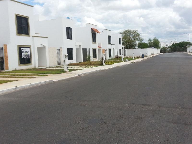 Foto Casa en Renta en  Mérida ,  Yucatán      Casa en renta en Gran Santa Fe, Cd. Caucel, Mérida, Yucatán