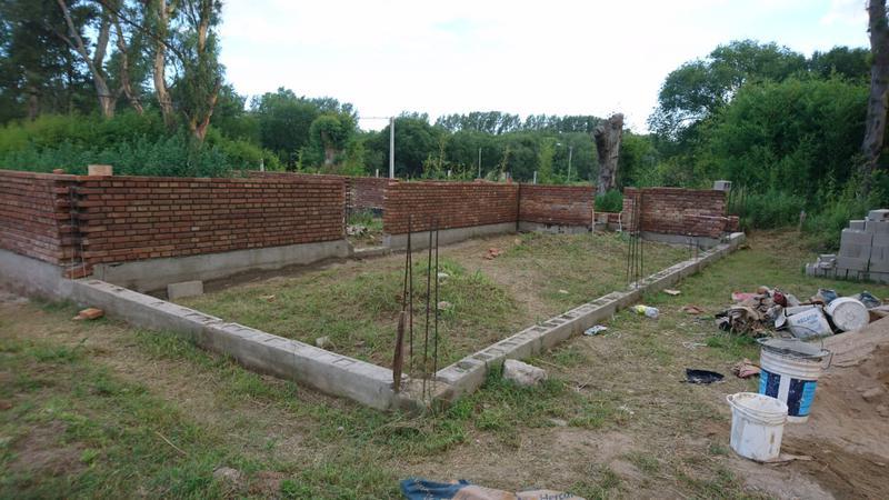 Foto Terreno en Venta en  Villa Anisacate,  Santa Maria  5200m2 en Anizacate   Construcción empezada
