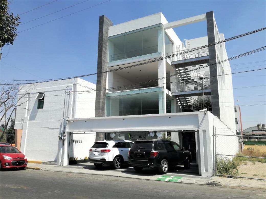 Foto Oficina en Renta en  Santa Cruz,  Metepec  OFICINAS EN RENTA EN COL. XINANTECATL CASI ESQUINA CON AV. PINO SUAREZ EN METEPEC