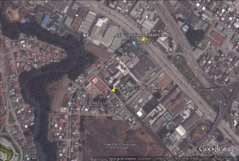 Foto Terreno en Venta en  Norte de Guayaquil,  Guayaquil  Terreno en Kennedy Norte 2660 m2 de terreno
