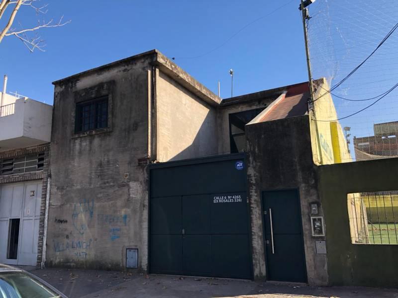 Foto Galpón en Venta en  Villa Lynch,  General San Martin  Rosales  al 4200