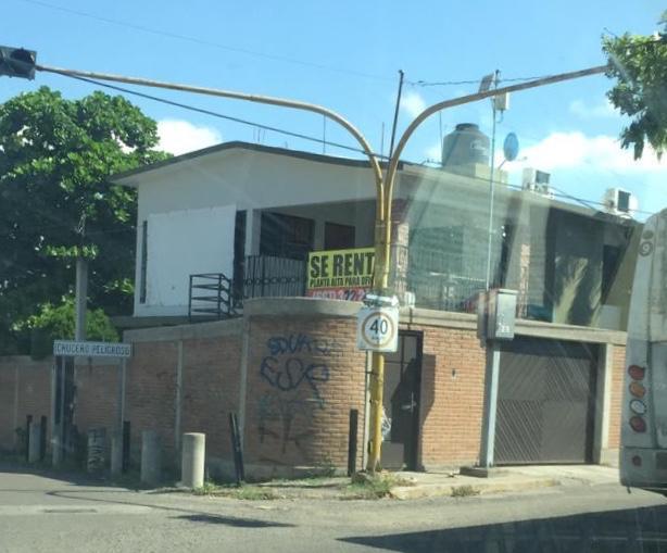 Foto Casa en Renta en  Culiacán ,  Sinaloa  LOCAL EN RENTA CALLE LAZARO CARDENAS Y BAHIA DE  AGIABAMPO CULIACAN SINALOA