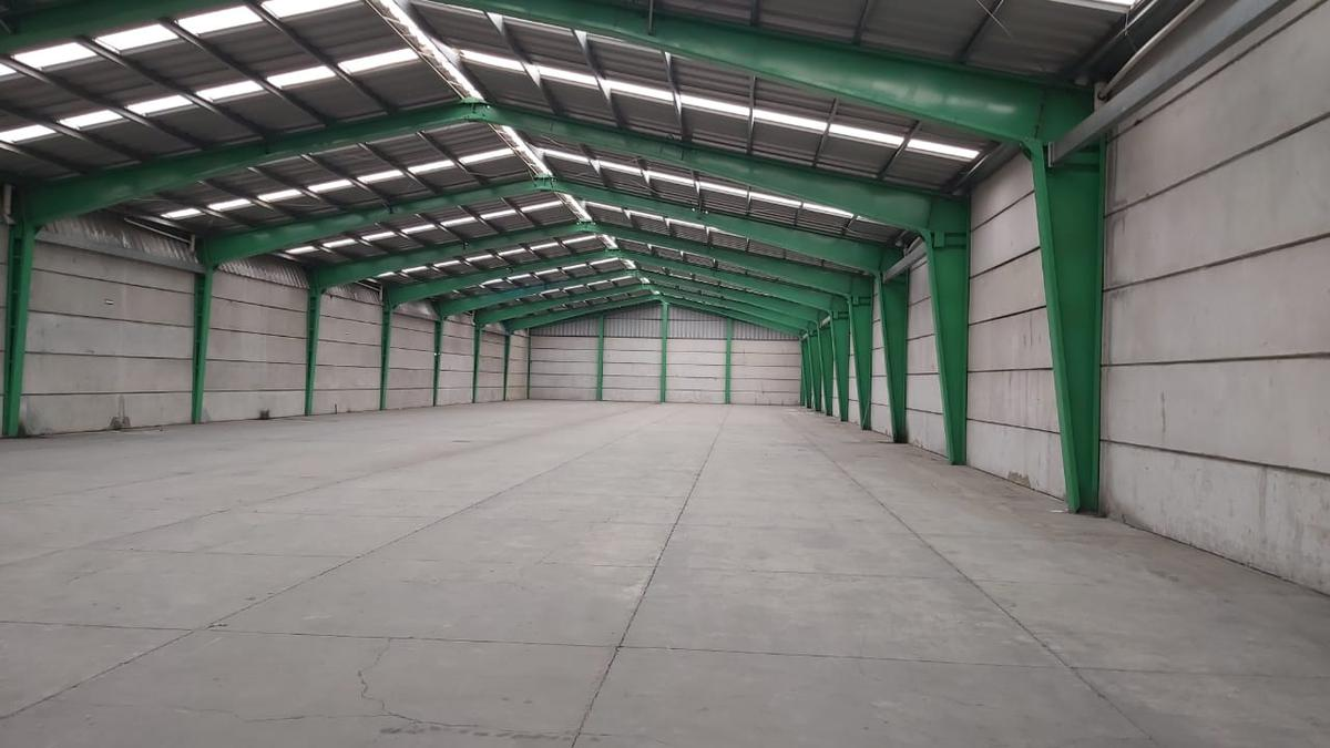 Foto Bodega Industrial en Renta en  San Aparicio INFONAVIT,  Puebla  Bodega Industrial en Parque Industrial Resurrección Puebla