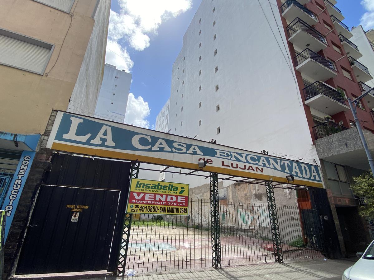 Foto Terreno en Venta en  Centro,  Mar Del Plata  Corrientes al 2100