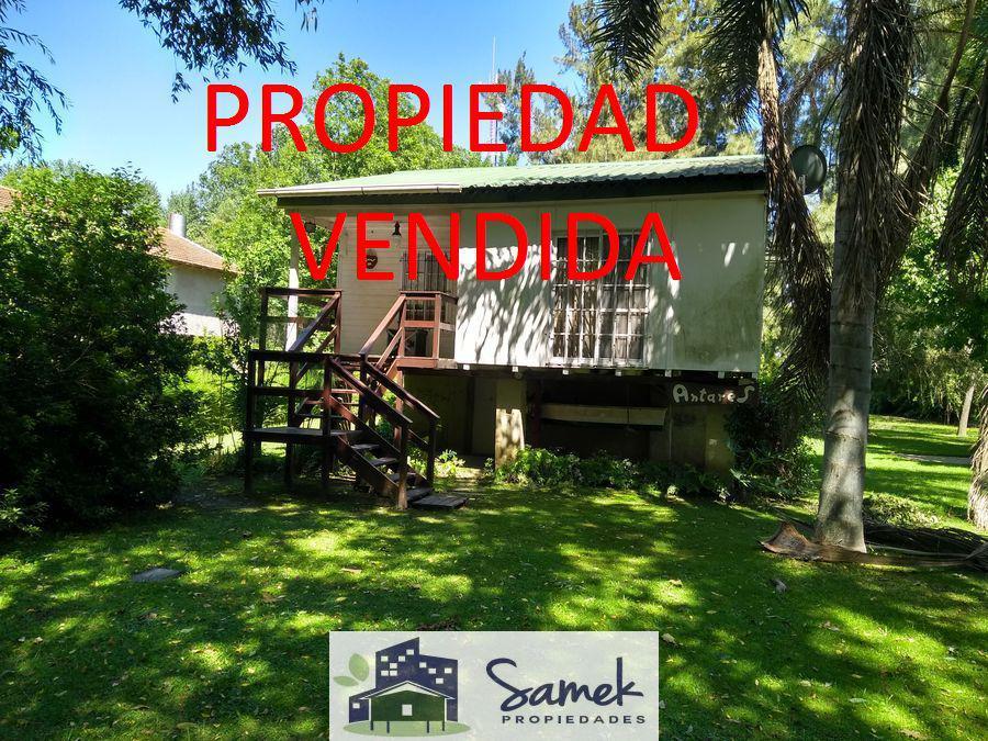 Foto Casa en Venta en  Antequera,  Zona Delta Tigre  Antequera 288