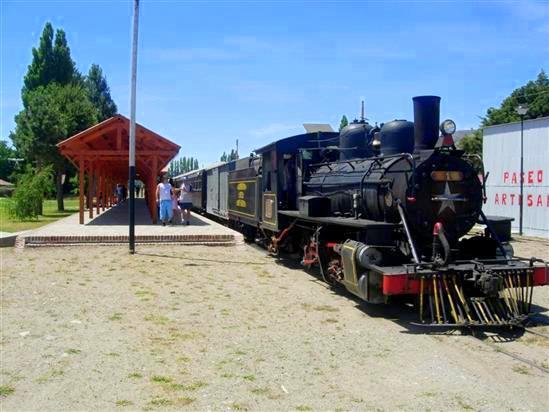 Foto Terreno en Venta en  Bariloche ,  Rio Negro  El Maiten - Chubut