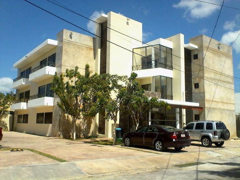 Foto Departamento en Renta en  AlcalA Martín,  Mérida  Departamento amueblado en renta en Merida, Cerca Prolongación Paseo de Montejo. Último disponible en tercer piso