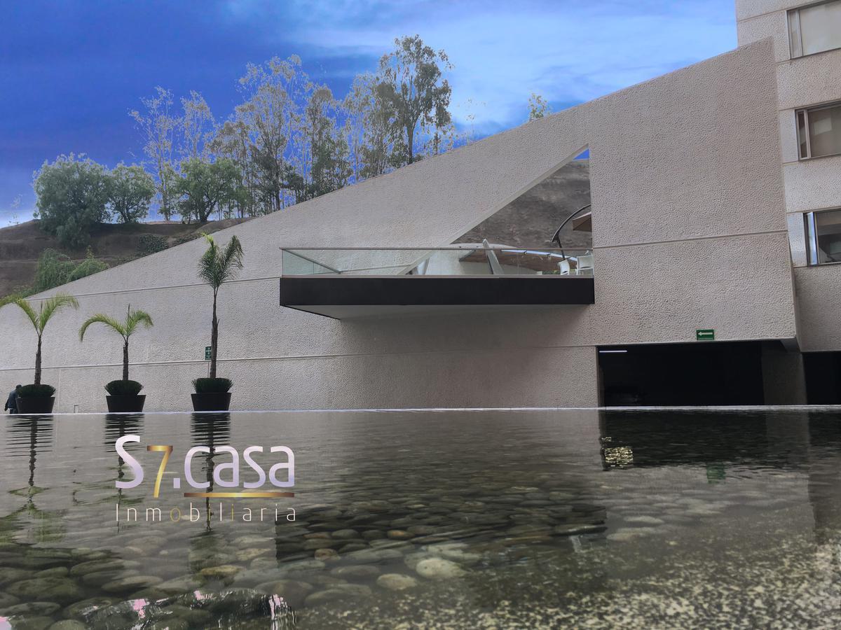 Foto Departamento en Venta en  Santa Fe,  Alvaro Obregón  Departamento en venta con jardín privado Santa Fe Terre