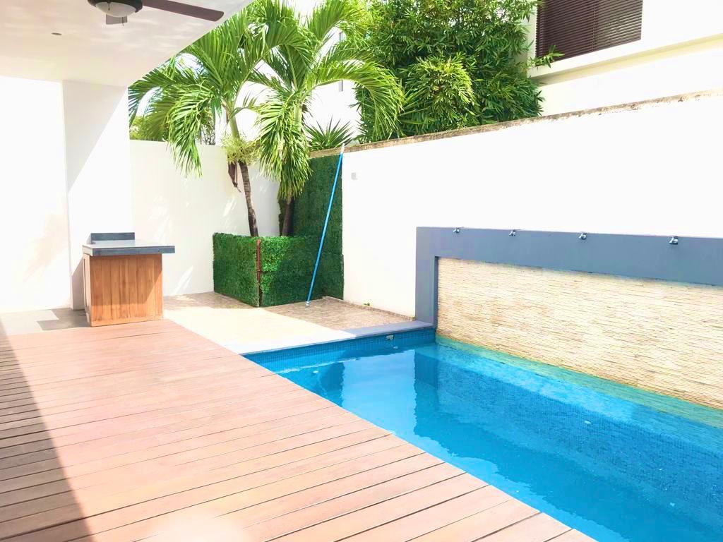 Foto Casa en Renta en  Residencial Cumbres,  Cancún  Residencial Cumbres