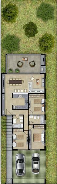 Foto Casa en Venta en  Joaquin Gorina,  La Plata  487 entre 133 y 134