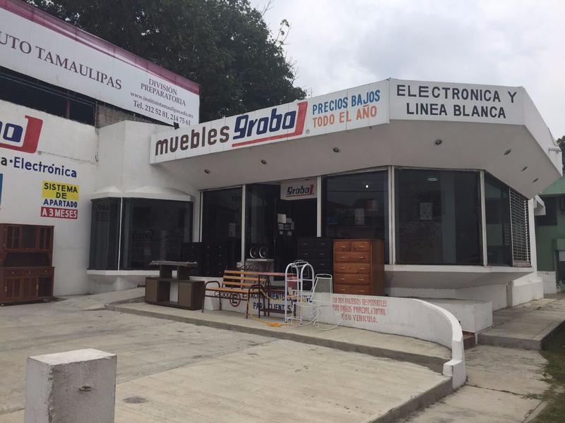 Foto Local en Venta en  Jardín,  Tampico  CLV2033E-285 Av. Hidalgo Local