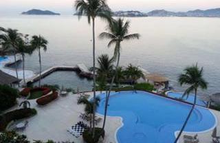Venta de Apartamento 4 o mas recamaras en Acapulco Fraccionamiento Playa Guitarrón