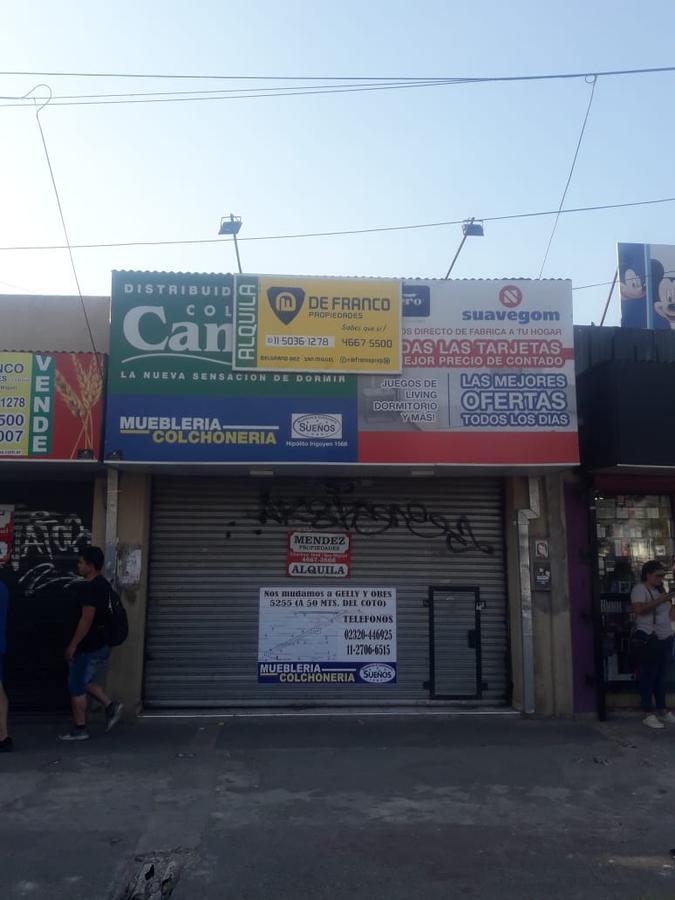 Foto Local en Alquiler en  Jose Clemente Paz,  Jose Clemente Paz  Hipolito Yrigoyen 1562