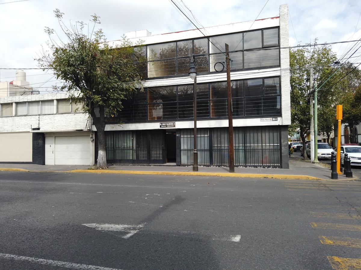 Foto Edificio Comercial en Venta en  Toluca ,  Edo. de México    VENTA DE EDIFICIO EN AV HIDALGO  EN EL CENTRO DE TOLUCA