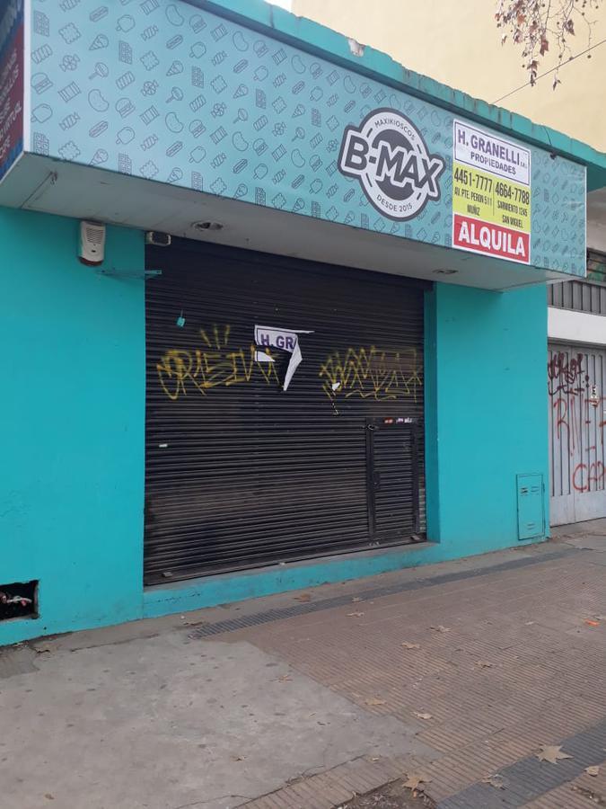 Foto Local en Alquiler en  San Miguel ,  G.B.A. Zona Norte  Tribulato 986