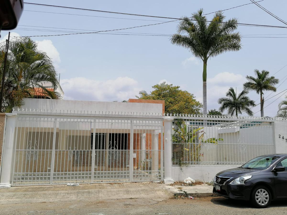 Foto Casa en Renta en  Mérida ,  Yucatán  CASA EN RENTA DE UNA PLANTA 4 RECAMARAS AL NORTE DE MERIDA