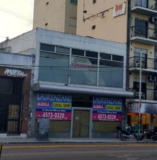Foto Local en Alquiler en  B.Santa Rita,  V.Parque  Juan B. Justo al 5000