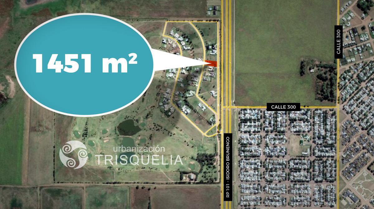 Foto Terreno en Venta en  General Pico,  Maraco  Trisquelia - L10 QTA5