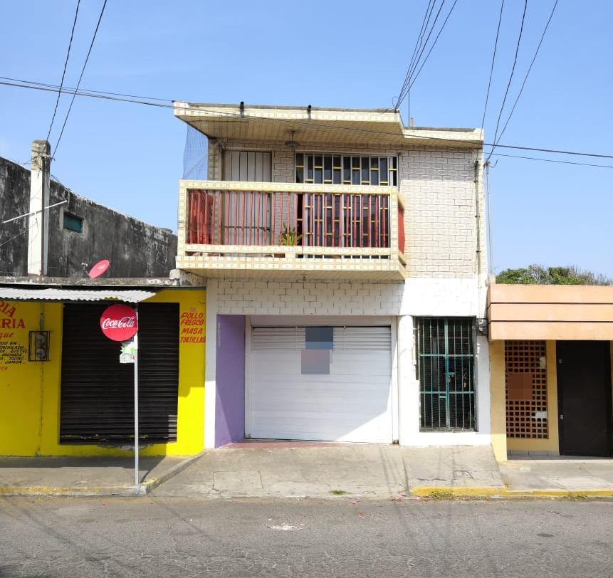 Foto Casa en Venta |  en  Pascual Ortiz Rubio,  Veracruz  Col. Ortiz Rubío, Veracruz, Ver. - Casa en venta